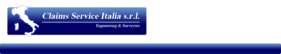 Claims Service Italia - Engineering & Surveyors